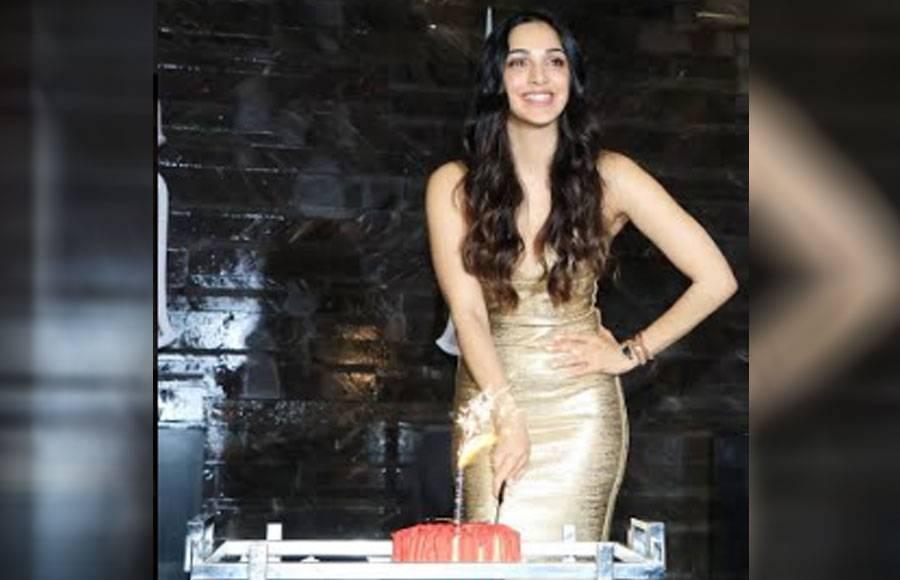 Lust Stories actor Kiara Advani's B'day bash saw Bollywood stars rolling!