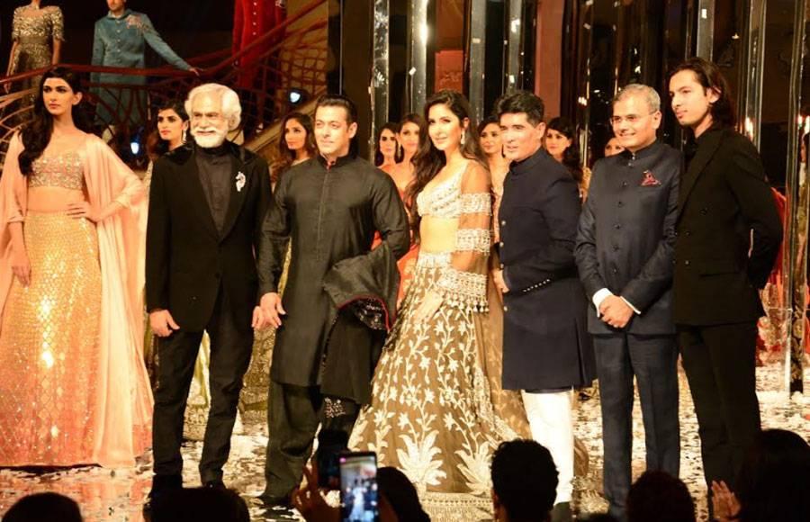 Bollywood's fashionistas yell,
