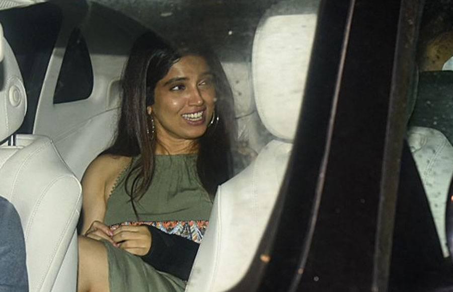 Sara Ali Khan's birthday- A starry affair!