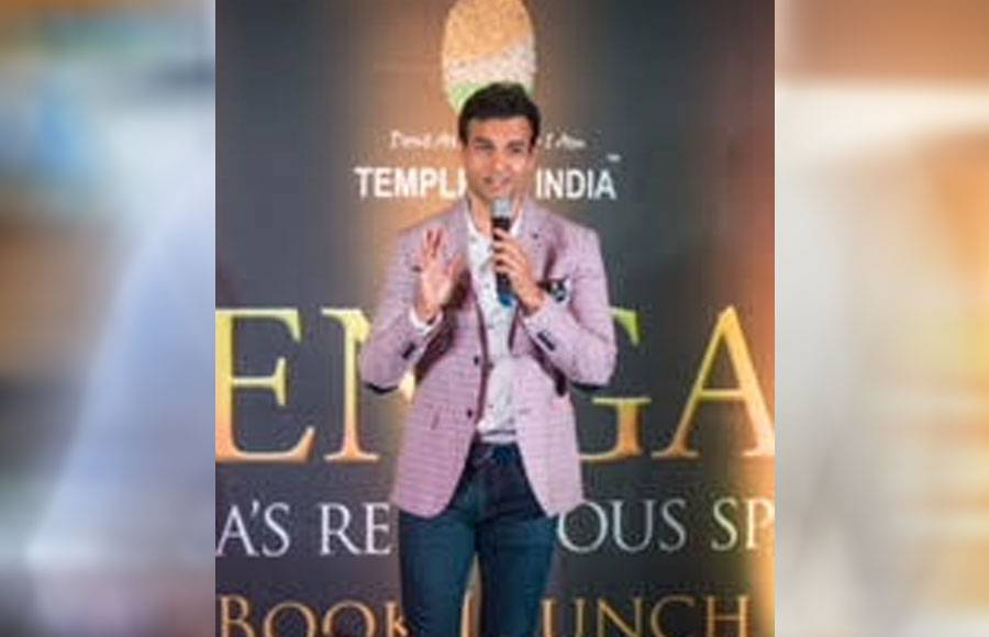 Celebrities at the launch of Bengal: India's Rebellious Spirit