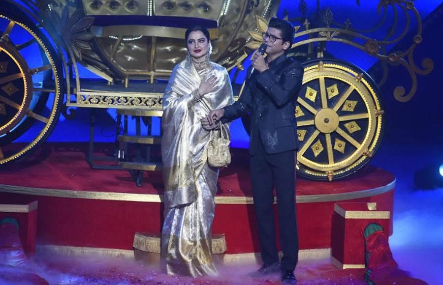 Rekha and Shaan spread their magic on Dil Hai Hindustani 2