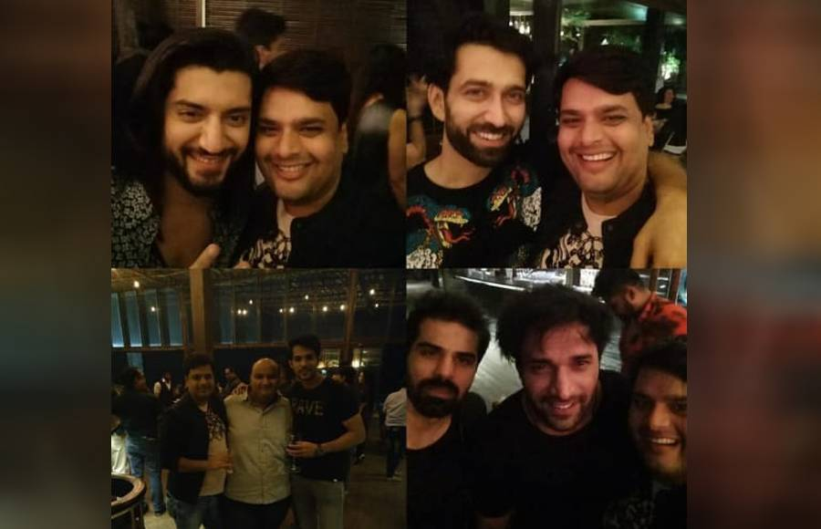 Gul Khan throw party for team Ishqbaaaz, Kullfi Kumar Bajewala & Nazar