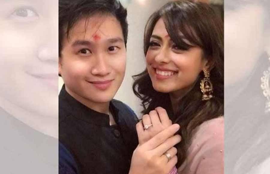 'Agent Raghav' actors Jason Tham – Deeksha Kanwal get engaged