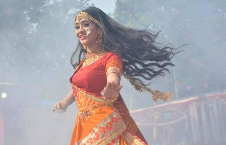 Naira-Kartik turn Radha-Krishna in Yeh Rishta...