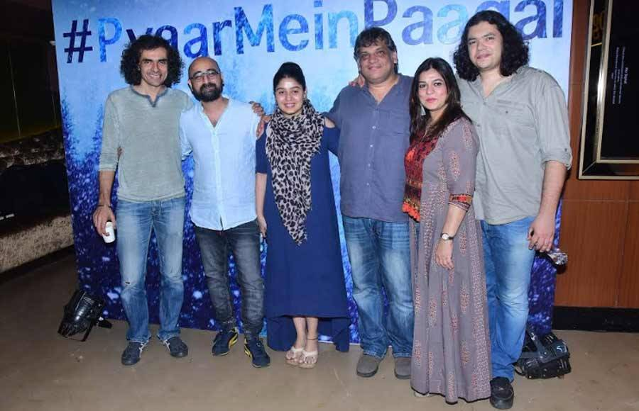 Anurag Kashyap hosts Laila Majnu screening for Filmmakers