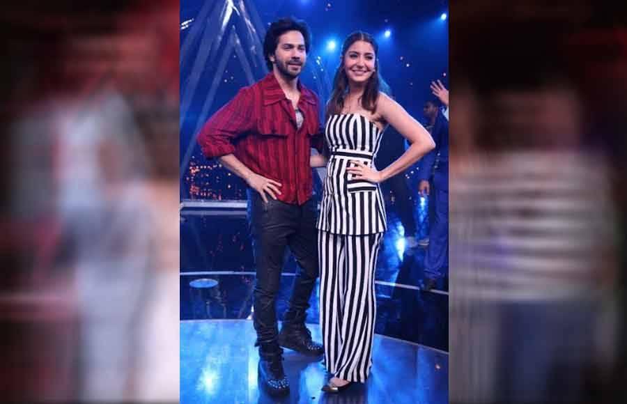 Sui Dhaaga Team on Indian Idol 10