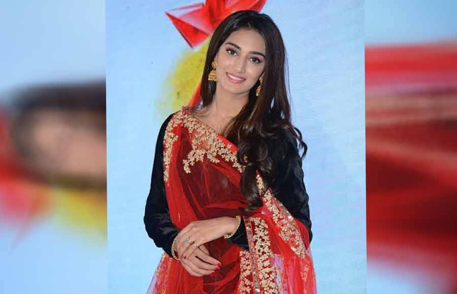 Parth Samthaan and Erica Fernandes promote Kasauti