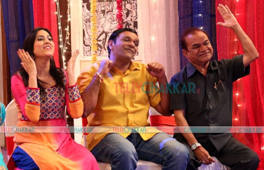 Behind the scenes of  Taarak Mehta Ka Ooltah Chashmah