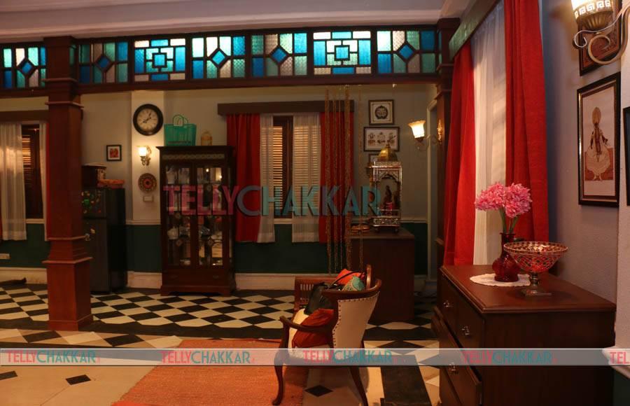 Curtain raiser from Kasauti Zindagi Kay sets