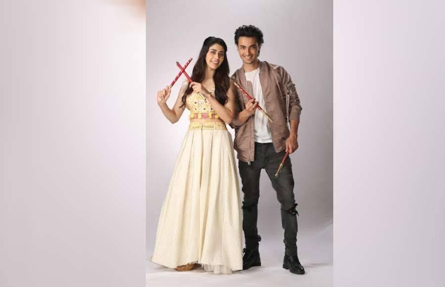 Celebrities rock Star Plus' Dandiya nights
