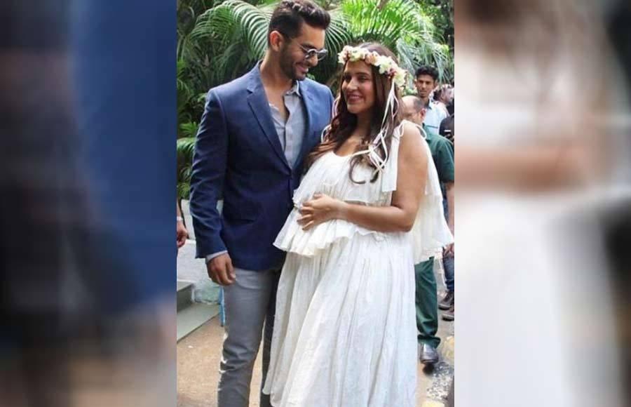 In pics: Neha Dhupia's baby shower