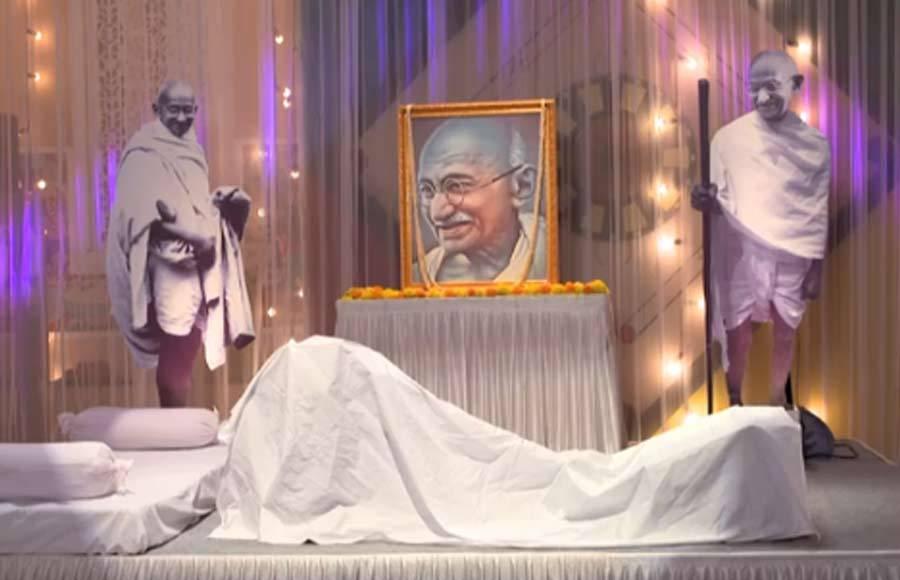 Taarak Mehta team reminisces Mahatma Gandhi on his birth anniversary