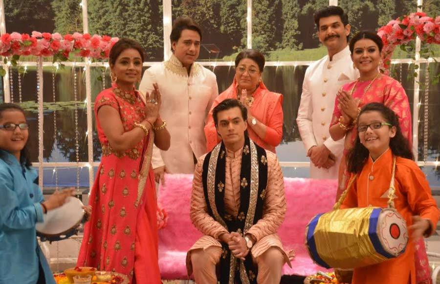 Kartik Naira's wedding pics from Yeh Rishta