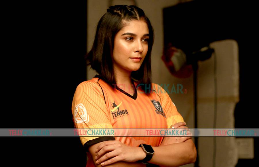 Celebs get clicked for the Tennis Premier League