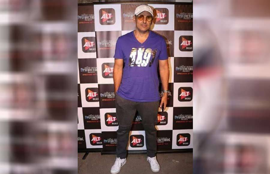 Screening of Alt Balaji's The Great Indian Dysfunctional Family