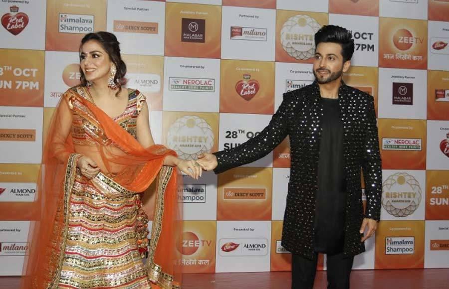 Zee Rishtey Awards- Red Carpet Images