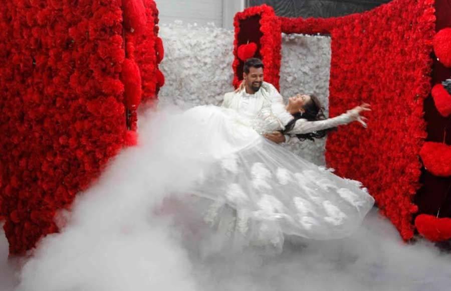 Shabir Ahluwalia and Sriti Jha redefine romance