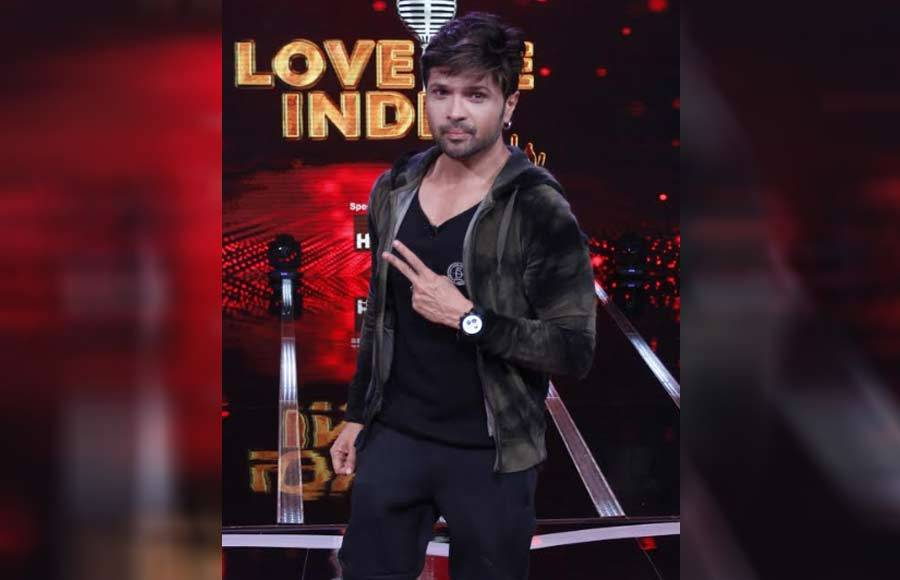 On sets of &TV's Love Me India