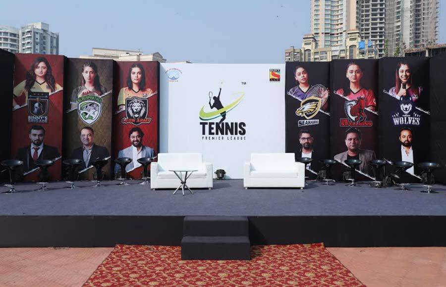 Aishwarya Rai Bachchan and Leander Paes grace Tennis Premier League