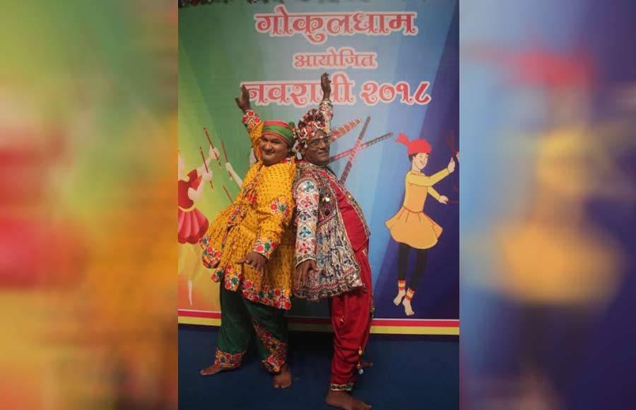 In pics: Taarak Mehta team celebrates Navratri