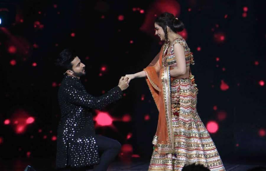 Karan's cute proposal to Preeta