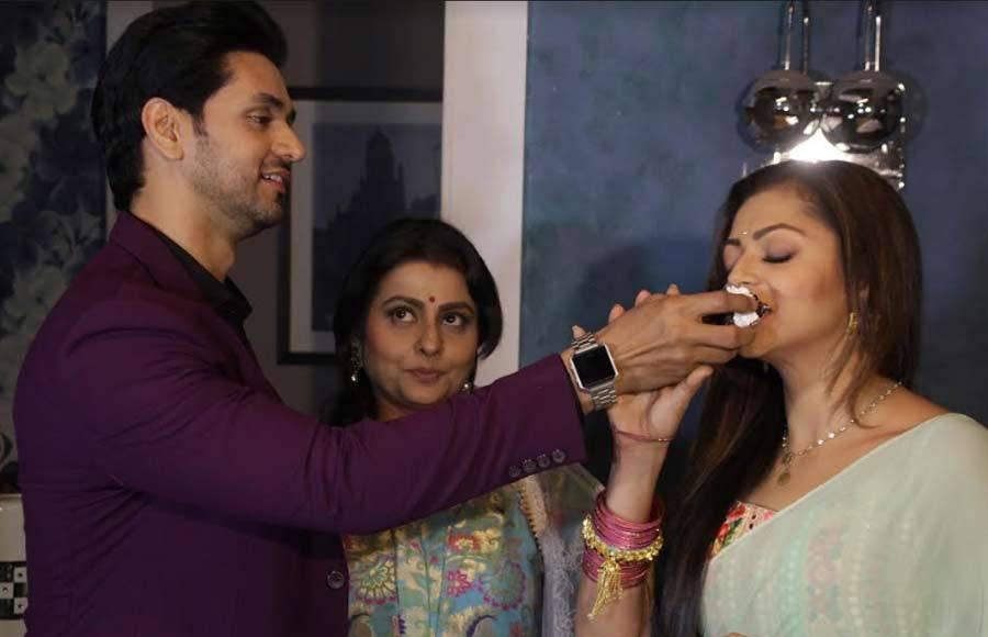 In pics: Colors' Silsila Badalte Rishton Ka's complete 100 episodes