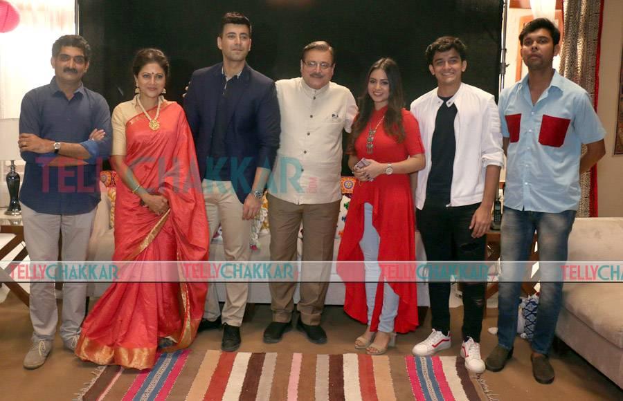 Launch of SAB TV's Manglam Danglam