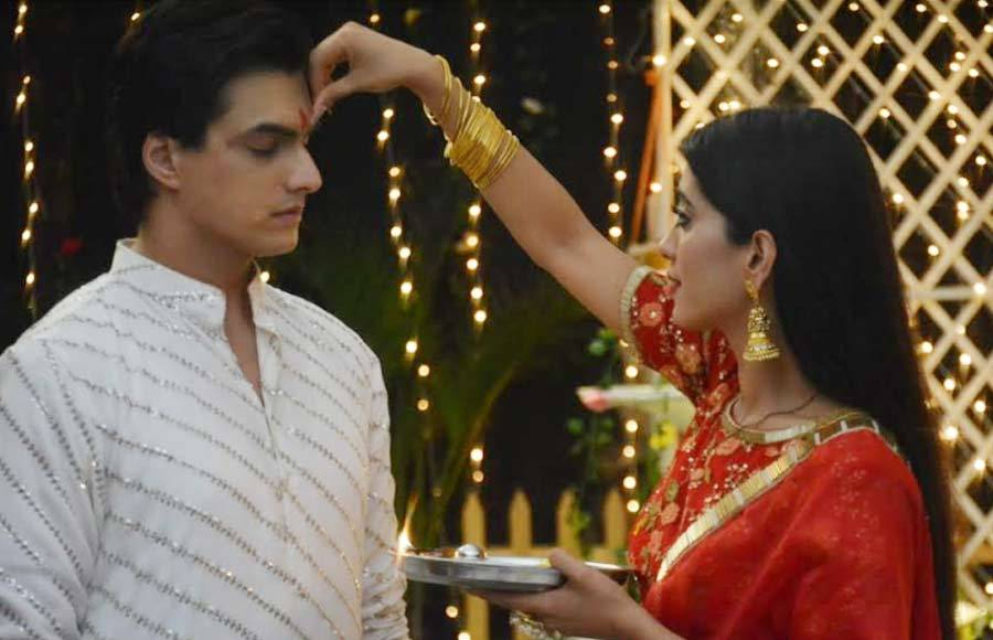 Upcoming Karvachauth sequence in Yeh Rishta Kya Kehlata Hai