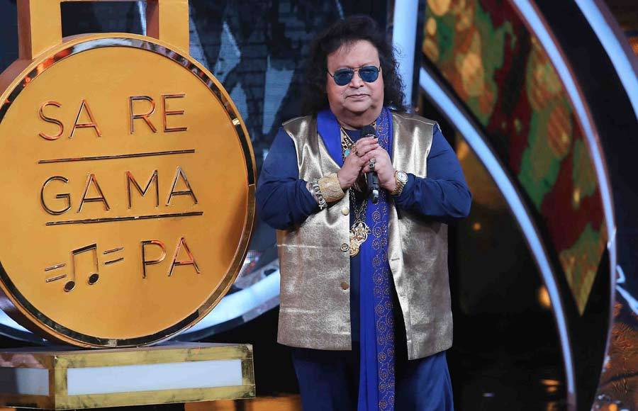 Darshan Raval and Bappi Lahri grace Zee TV's  Sa Re Ga Ma Pa