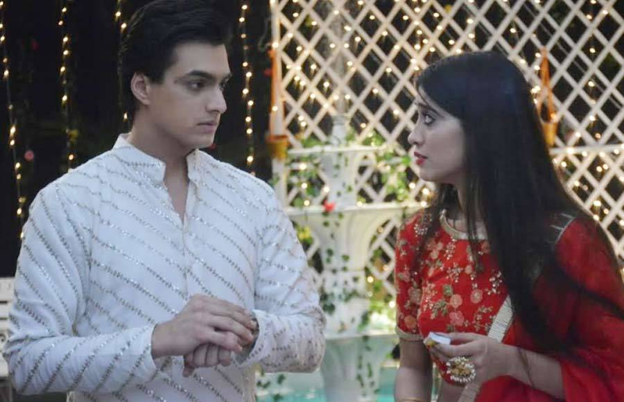 Upcoming Karvachauth sequence in Yeh Rishta Kya Kehlata Hai