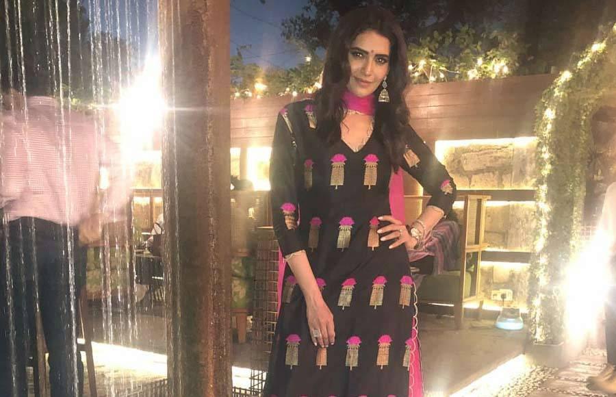 TV actors' glam-up this Diwali