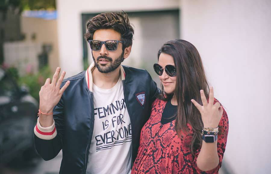 Kartik Aaryan records for #NoFilterNeha - Season 3