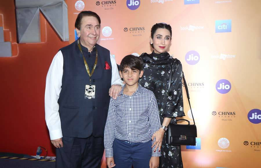 Celebs mark the magical debut of Cirque du Soleil in India