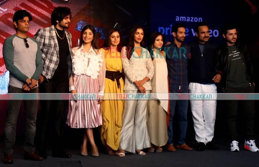 Launch of Amazon Prime's Mirzapur