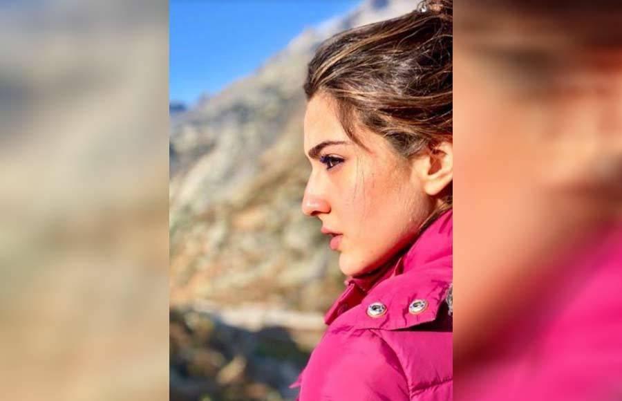 Different moods of Sara Ali Khan