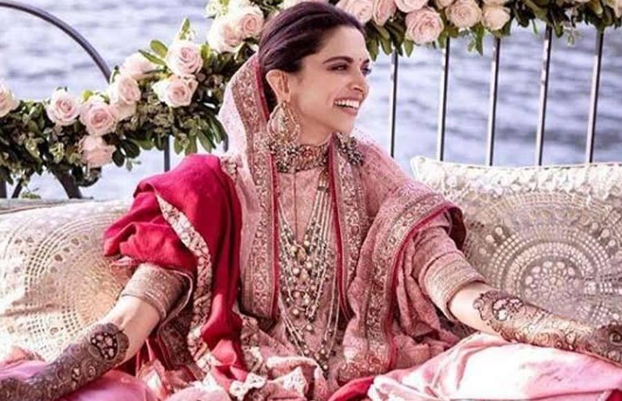 In Pics: Deepika and Ranveer's 'Dreamy Wedding'