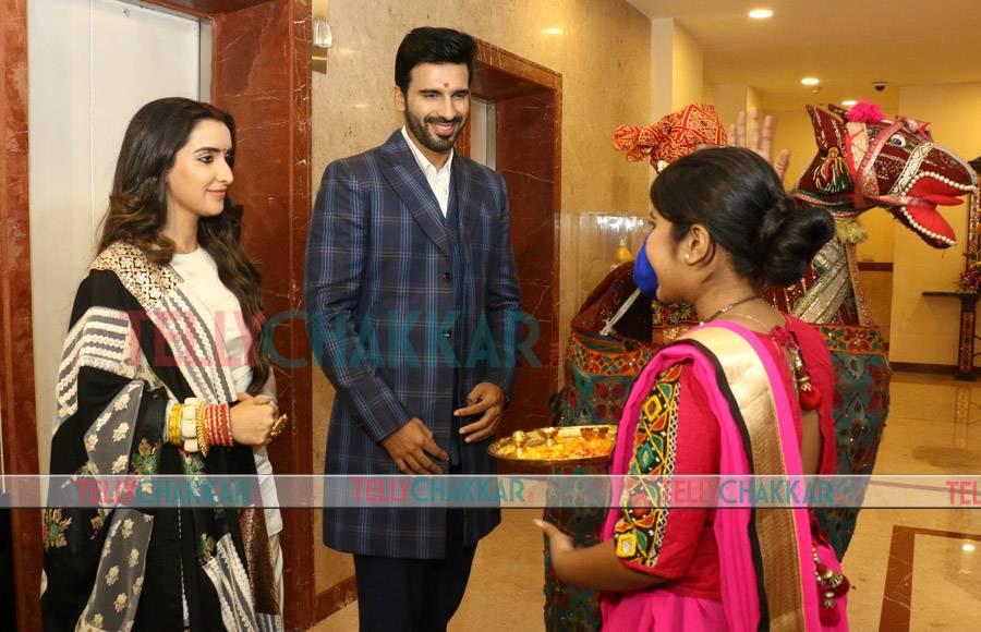 Launch of Zee TV's Manmohini