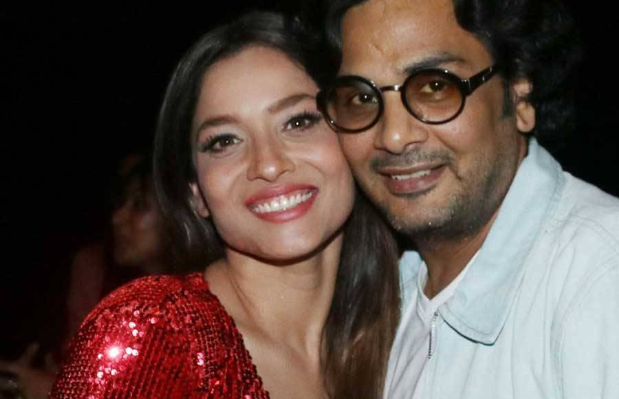 In pics: Ankita Lokhande's starry birthday bash