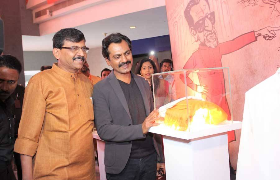 Thunderous applause drowns Nashik dhols at Thackeray trailer launch