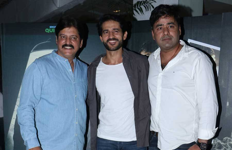 Celebs at the special screening of  The Investigation