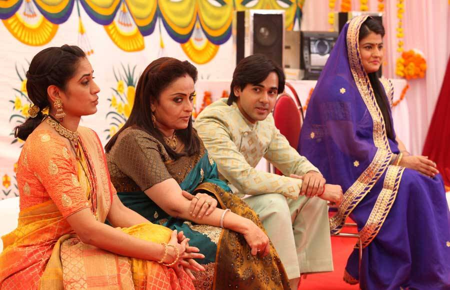 In pics: Sameer and Naina's engagement in Yeh Un Dinon