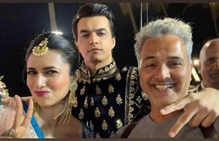 Celeb galore at Mohsin Khan's sister Zeba's wedding