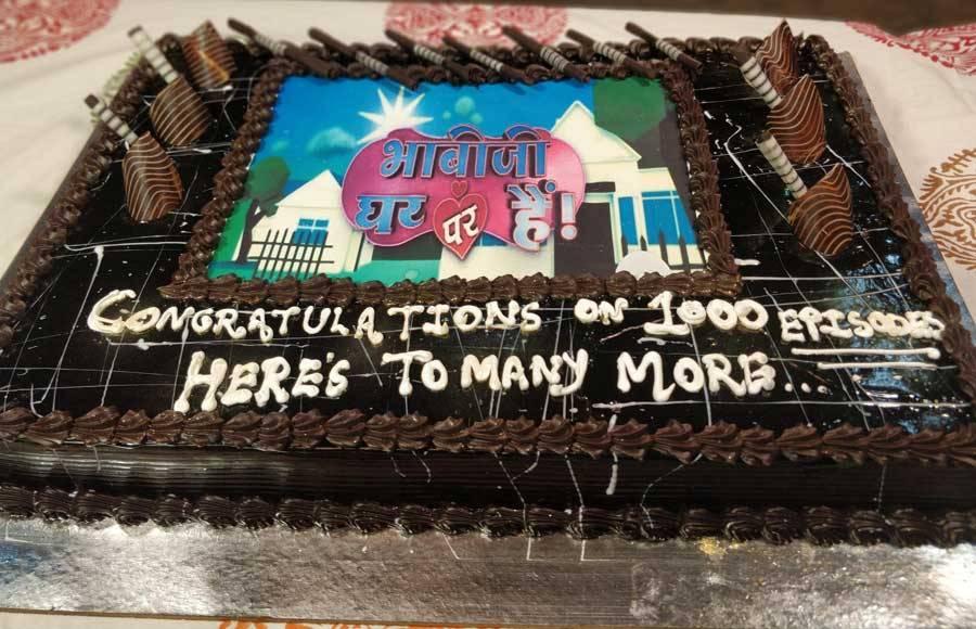 &TV's Bhabhiji Ghar Par Hain completes 1000 episodes!