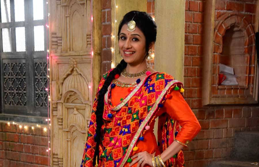 Lohri celebrations in Sony TV's Patiala Babes.