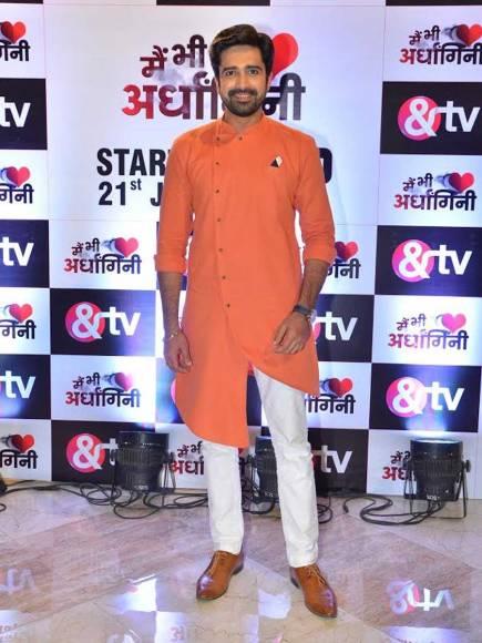 Meet the cast of &TV's Main Bhi Ardhangini