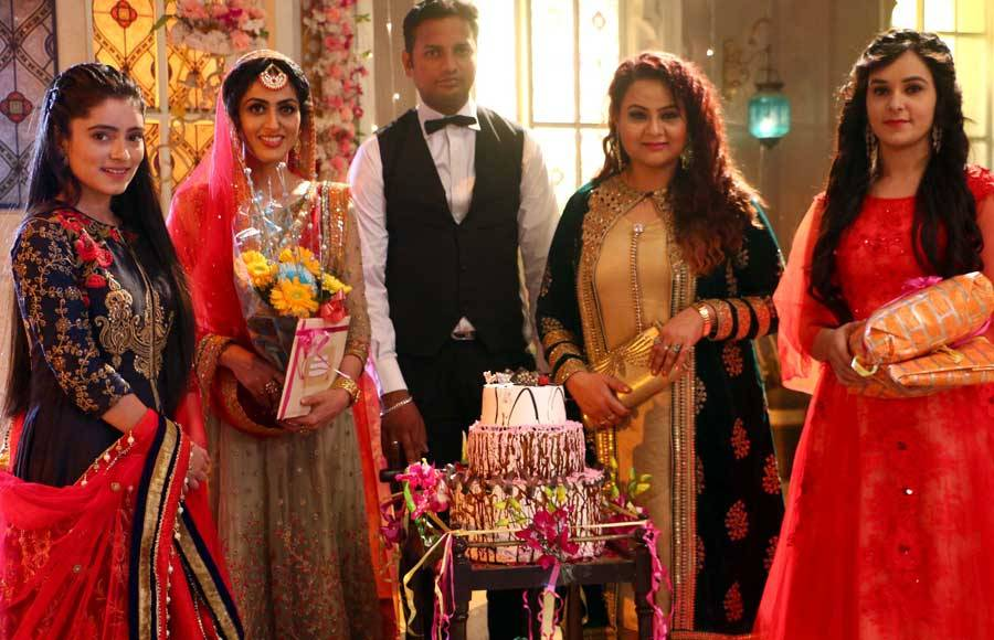 In pics: On the sets of Zee TV's Ishq Subhan Allah