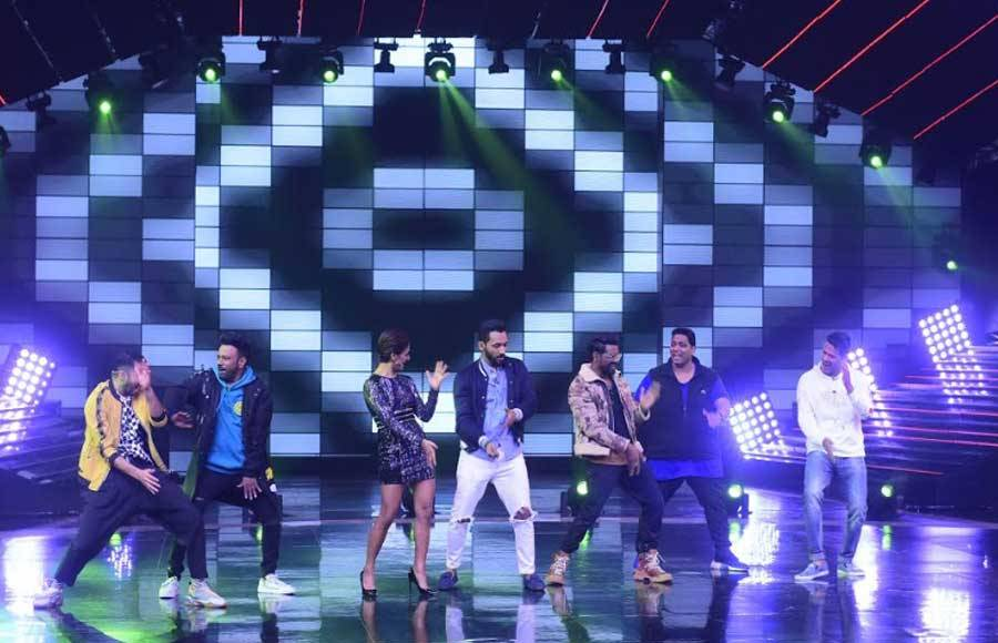 ABCD cast reunites on Dance +4