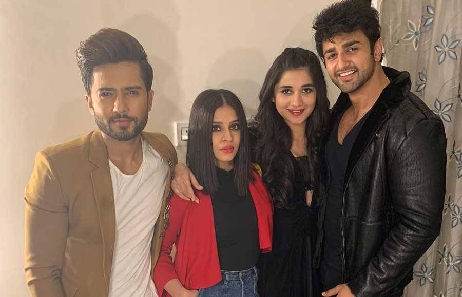 In pics:  Guddan and Tujhse Hai Raabta complete 100 episodes