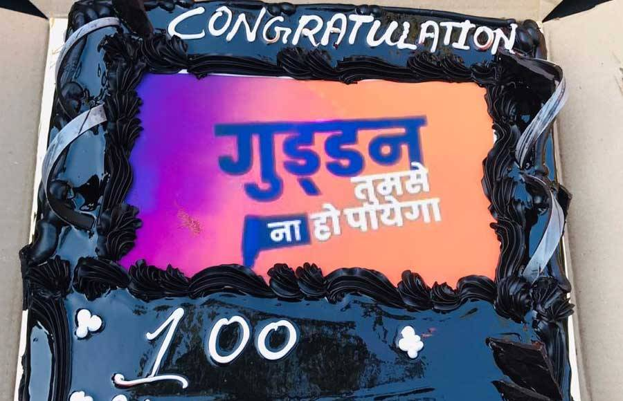 In pics:  Guddan and Tujhse Hai Raabta complete 100 episodes