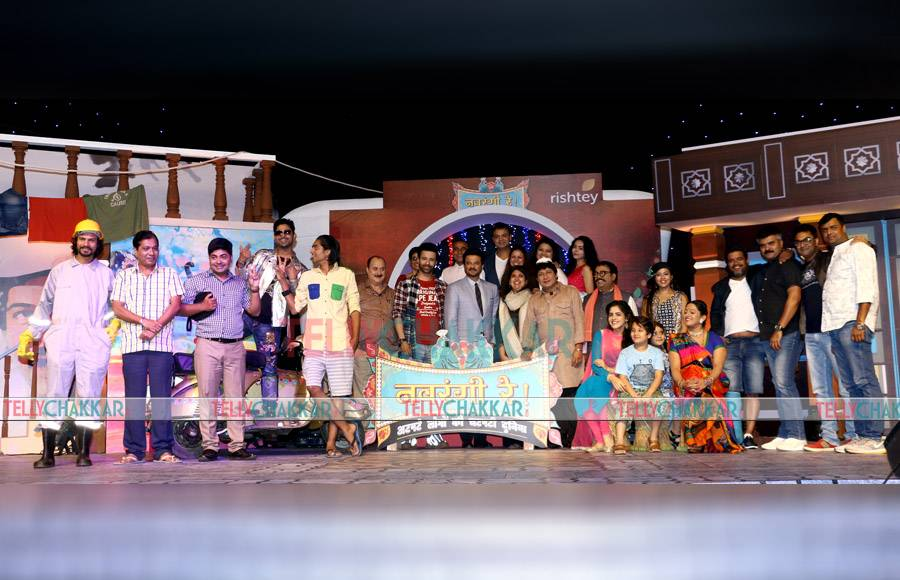 Launch of Colors' Rishtey's Navrangi re